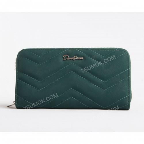 Жіночий гаманець DFX1791-1 green