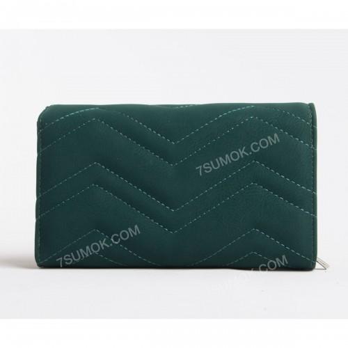 Жіночий гаманець DFX1791-3 green
