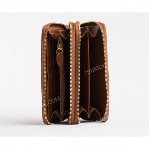 Жіночий гаманець DFX1793-2 brown