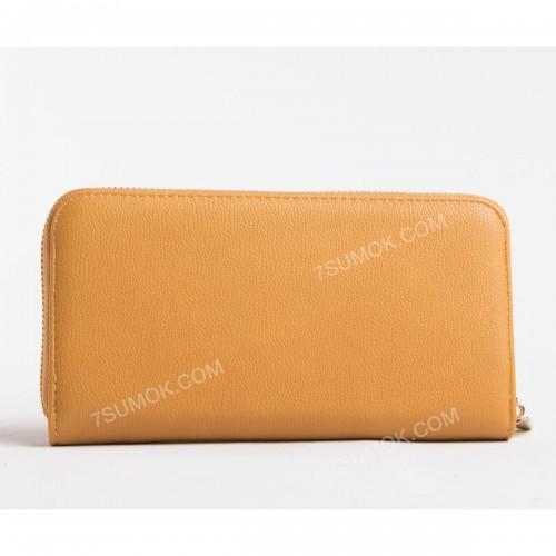 Жіночий гаманець DFX1793-1 mustard