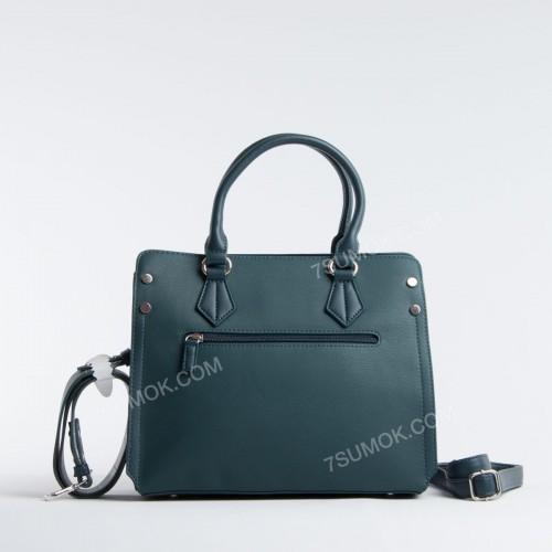 Жіноча сумка CM5467T dark green