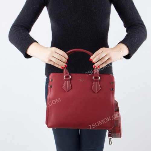Жіноча сумка CM5467T red