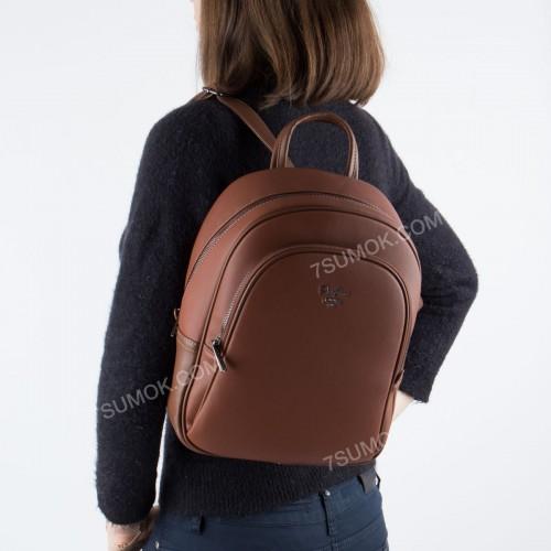 Жіночий рюкзак CM5323T brown
