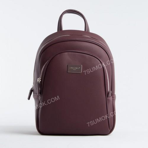 Жіночий рюкзак CM3933T dark bordeauxe