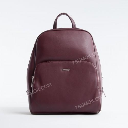 Жіночий рюкзак CM5485T dark purple
