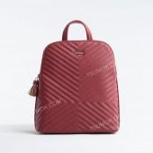 Жіночий рюкзак 6146-2T dark red