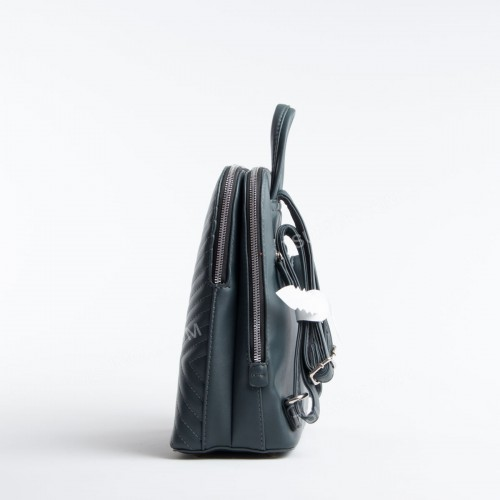 Жіночий рюкзак 6146-2T dark green