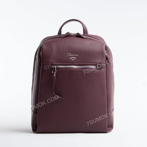 Жіночий рюкзак CM5343T dark bordeaux