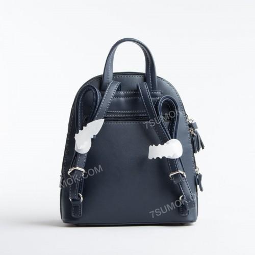 Жіночий рюкзак CM5136T dark blue