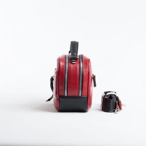 Клатч CM5462 dark red