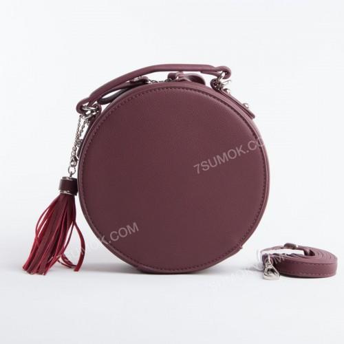 Клатч TD001 dark purple