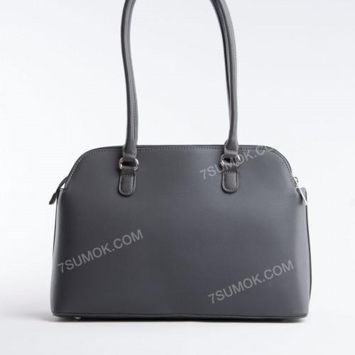 Жіноча сумка 5816-2T dark gray