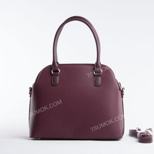 Жіноча сумка 5816-1T dark purple