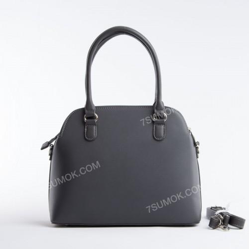 Жіноча сумка 5816-1T dark gray