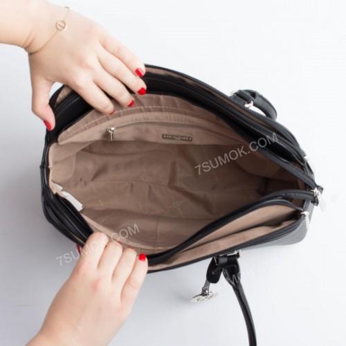Жіноча сумка 5816-2T dark blue