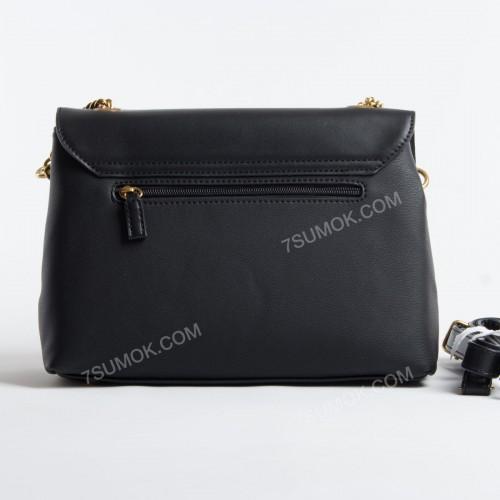 Клатч 6160-1 black