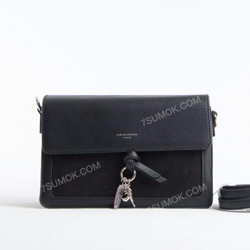 Клатч TD008 black