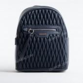 Жіночий рюкзак 6152-4T dark blue