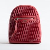 Жіночий рюкзак 6152-4T dark red