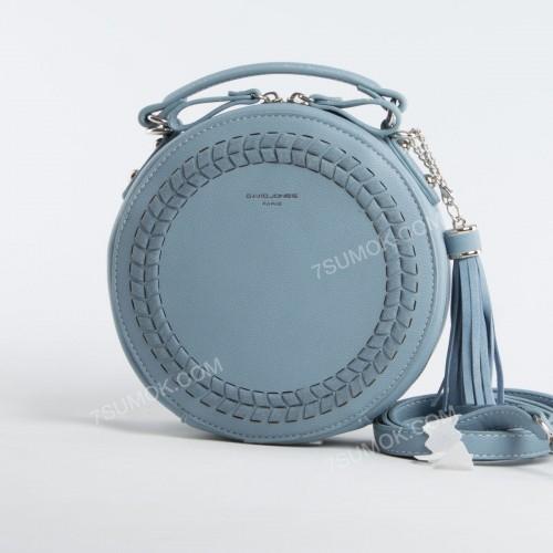 Клатч TD001 light blue