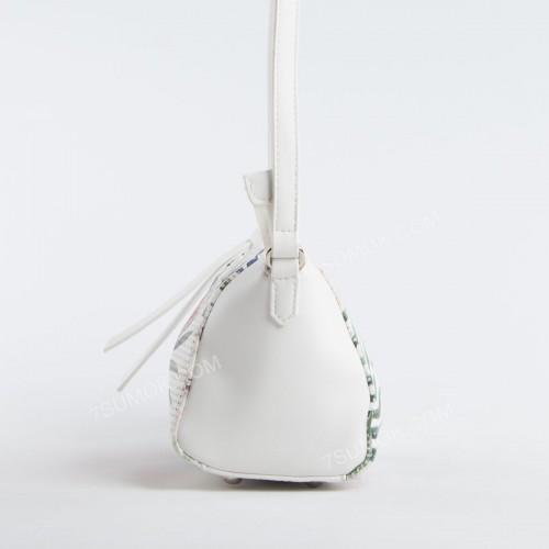 Клатч 5923-1T white