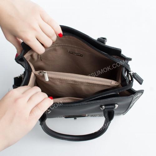 Жіноча сумка 5860-2T black