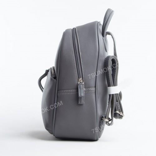 Жіночий рюкзак 5959-4T dark gray