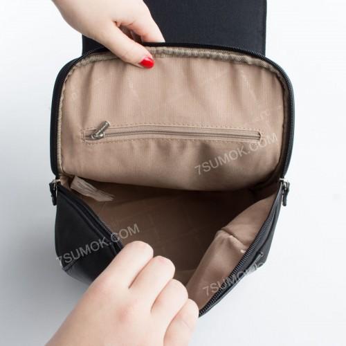 Жіночий рюкзак G-9206T black
