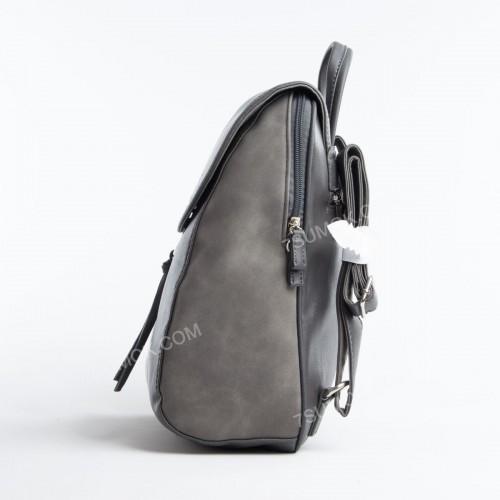 Жіночий рюкзак G-9206T dark gray