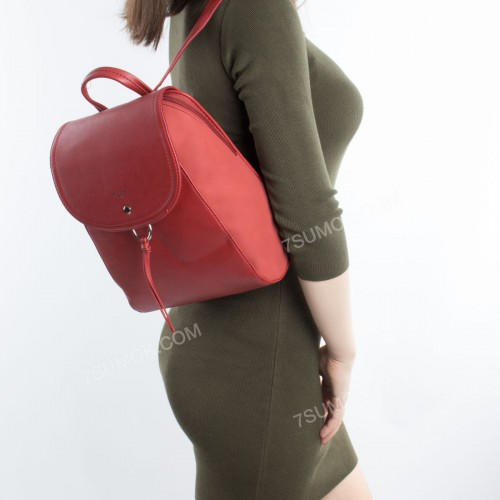 Жіночий рюкзак G-9206T red