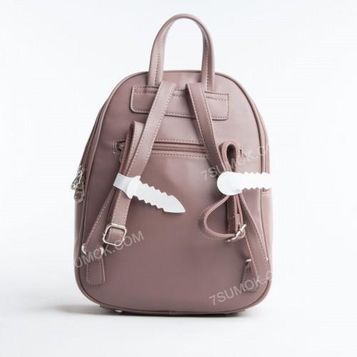 Жіночий рюкзак CM3906T dark pink