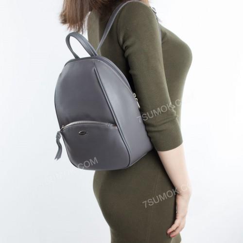 Жіночий рюкзак CM3906T dark gray