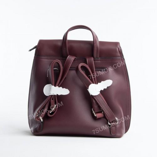 Жіночий рюкзак SK9208 dark purple