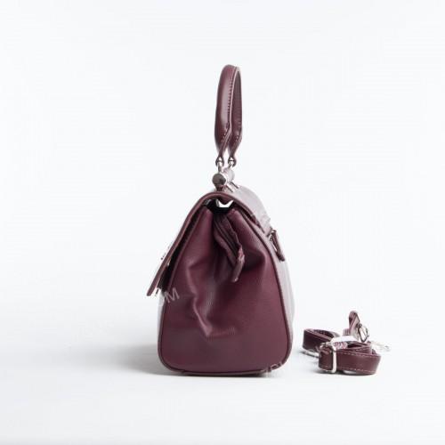 Клатч 5954-1T dark purple