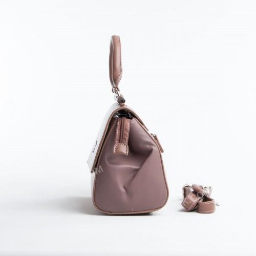 Клатч 5954-1T dark pink