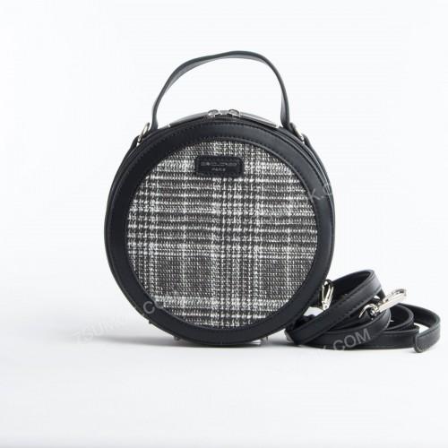 Клатч 6174-2T black