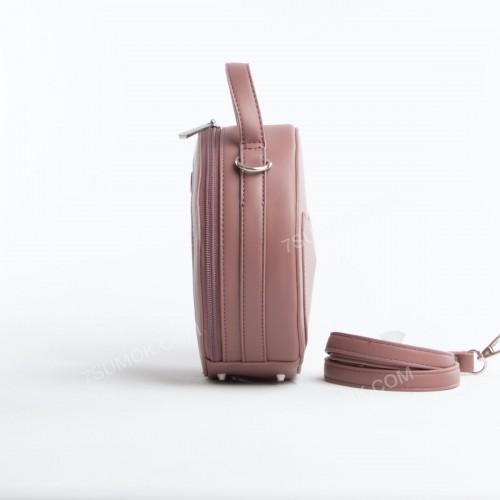 Клатч 6174-2T dark pink