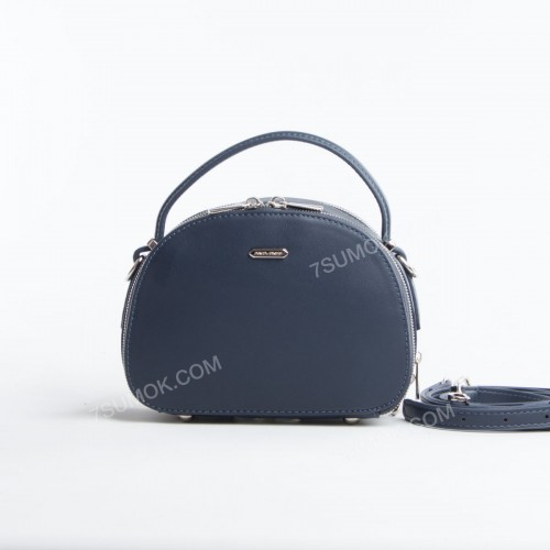 Клатч 6163-2 dark blue