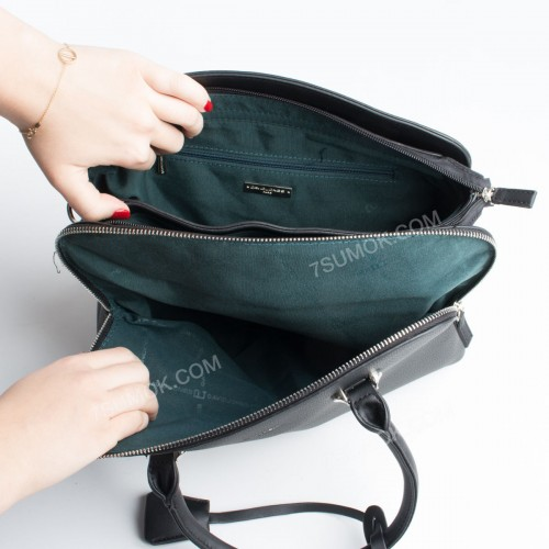 Жіноча сумка CM5349T dark green