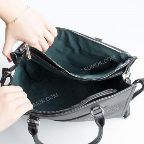 Жіноча сумка CM5345T dark bordeaux