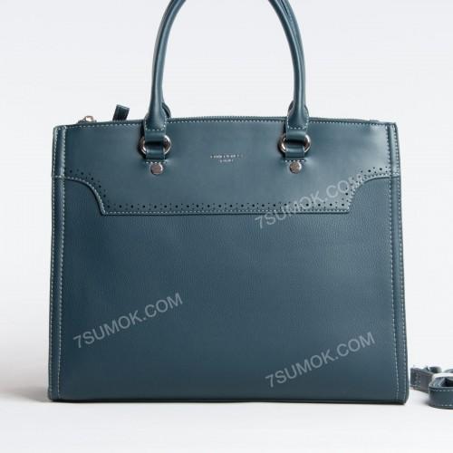 Жіноча сумка CM5345T dark green