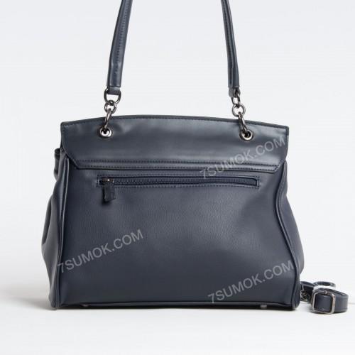Жіноча сумка SK9239 dark blue