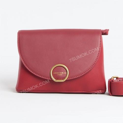 Клатч CM5430T dark red