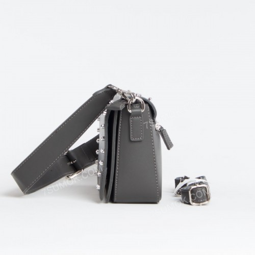 Клатч 5822-1T dark gray