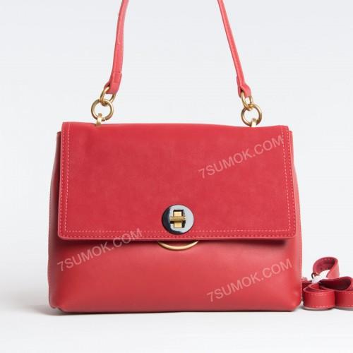 Жіноча сумка CM5417T red