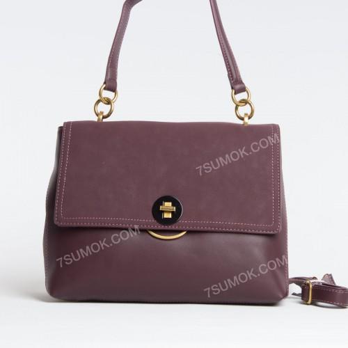 Жіноча сумка CM5417T dark purple
