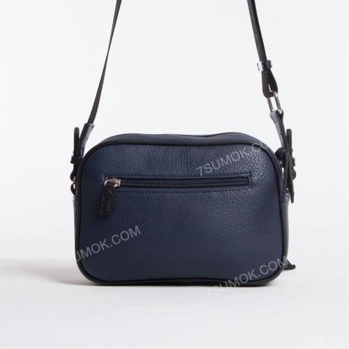 Клатч 6166-2T dark blue