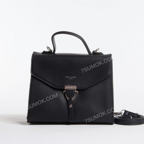 Клатч TD014 black