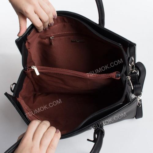 Жіноча сумка CM5362T dark green