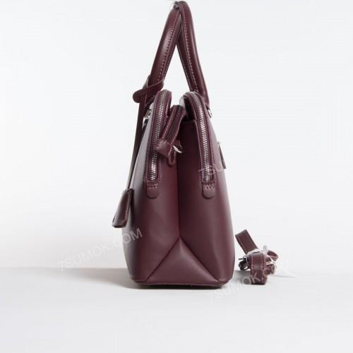 Жіноча сумка 6207-2T dark purple